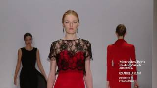 OSCAR DE LA RENTA MERCEDES-BENZ FASHION WEEK AUSTRALIA COLLECTIONS