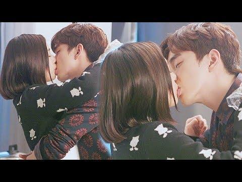 ENG SUB MAKING  Im Not A Robot EP 2930: Kiss Scene  SUBBED  Hyunie Kim