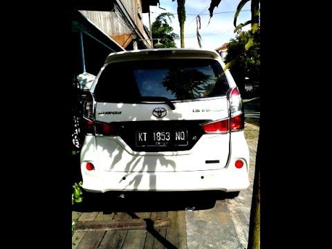 Grand New Veloz Putih Avanza E 1.3 M/t Dijual Toyota 2016 Matic Samarinda Hp 085246902754