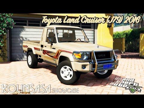 Toyota Land Cruiser (J79) 2016