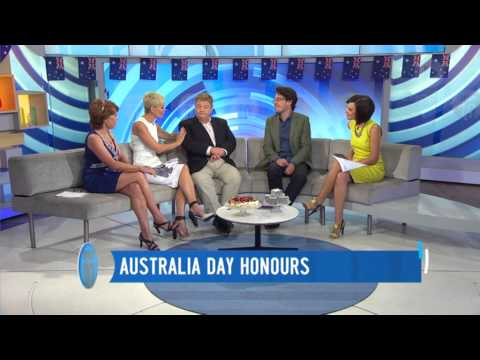 Australia Day Honours: Jessica Rowe and Jonathan Coleman