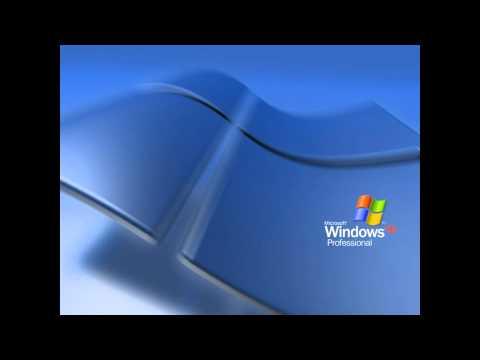 Windows XP (P.C.) - Music: Windows Welcome music