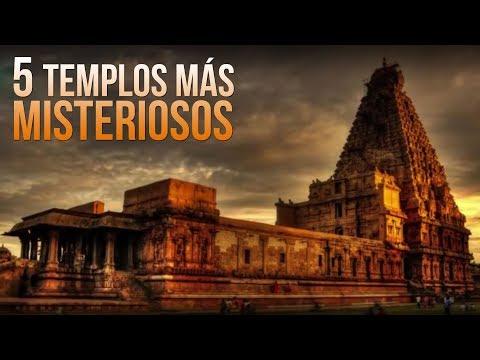 Los 5 templos mas misteriosos  de la India