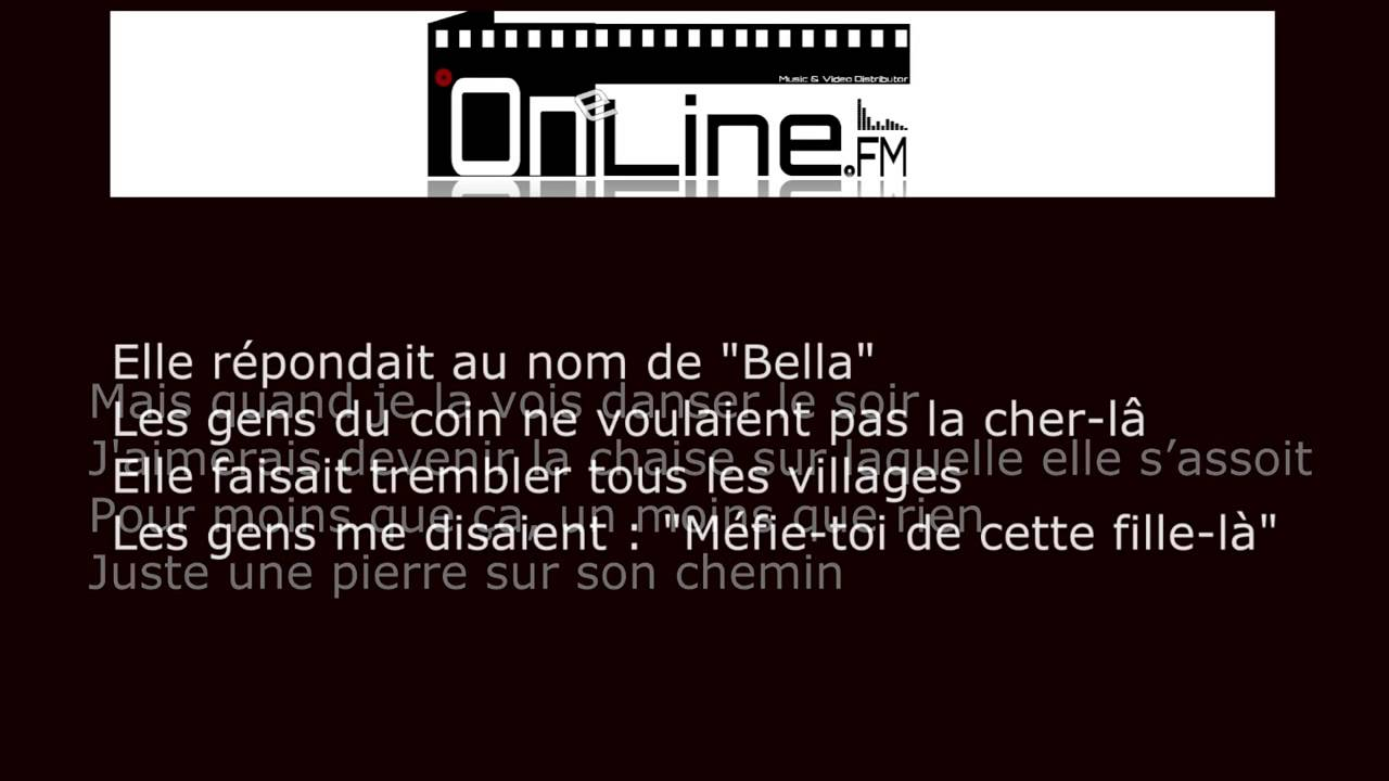 belle belle mp3 скачать бесплатно