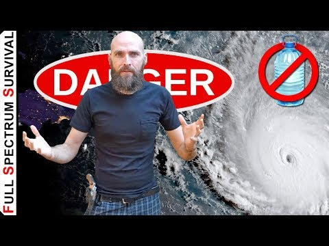 Hurricane Irma - FEMA Camp Slaves And How Camping Can Save Your Life