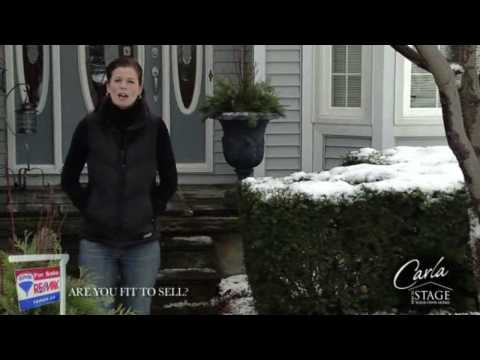 Are You Fit To Sell  Lets Talk Curb Appeal  Ottawa Real Estate TV