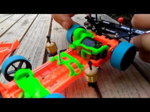 Plasma Dash MOTOR Recensione Ita MINI 4WD