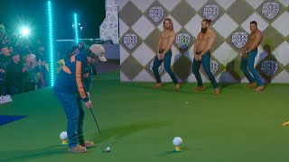 Putting with the Thunder From Down Under - Holey Moley
