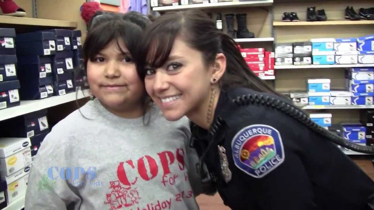 albuquerque police department 2013 cops for kids fire and police