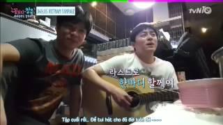 jwjjs vnfp vietsub aurora song by jung sang hoon ft jo jung suk ft guitar thần thánh