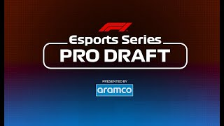 F1 Esports: 2020 Pro Draft Reveal Show