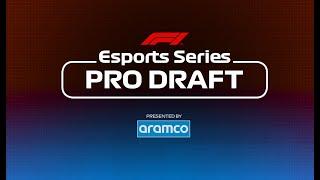 F1 Esports: 2020 Pro Draft Reveal Show