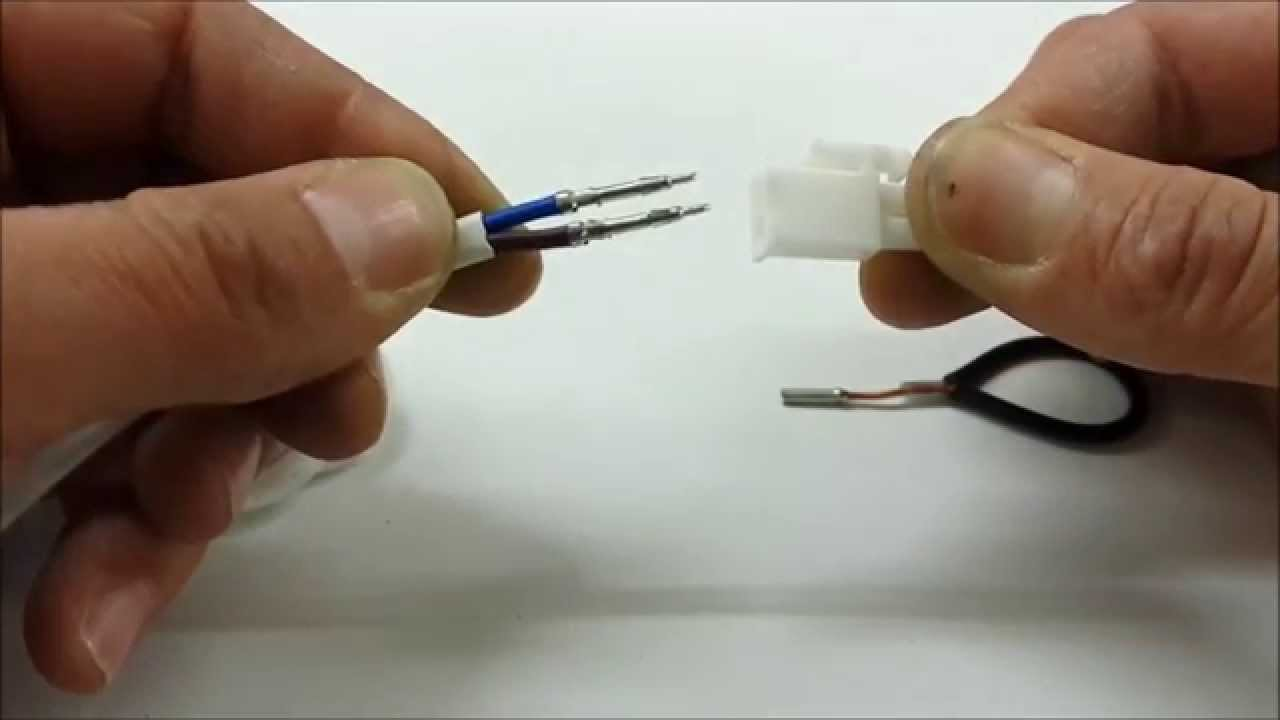 hight resolution of diy pin extraction tool removal for amp mini universal mate n lok youtube