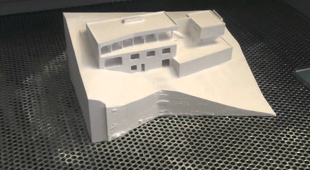 Amazing Maroggmodell: 3D Druck