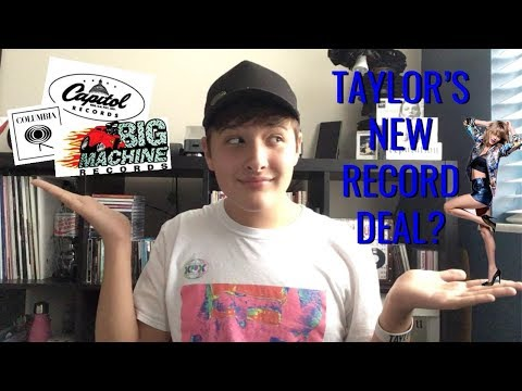 TAYLOR SWIFT'S NEW RECORD DEAL?! Mp3
