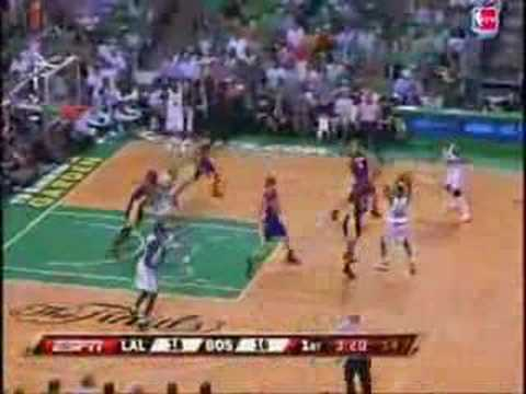 Boston Celtics Lil Wayne Lollipop Remix 2008    With Lyrics!