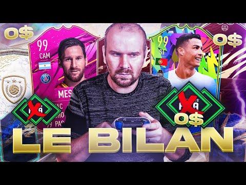198 TEAM ! BILAN FIFA 21 AVEC 0€