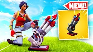 🔴 *NEW* BOTTLE ROCKETS in Fortnite