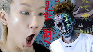 13TH HOUR Servants of Hell Chinese + Polish mythology WITH DINOSFX_MAKEUP