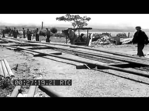 WW2 Marine Corps Activity At Henderson Field, Guadalcanal, 12/1942 (full)