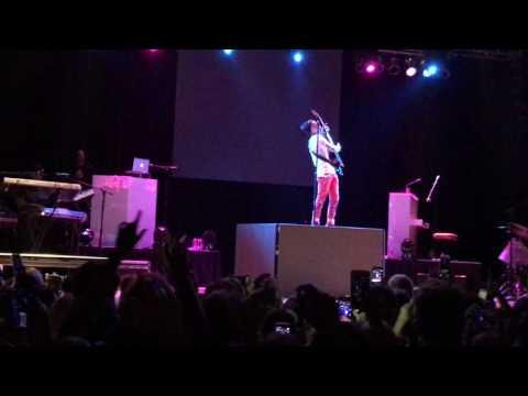 Blackbear @ House Of Blues Houston- 90210 acoustic Live - 5/16/17