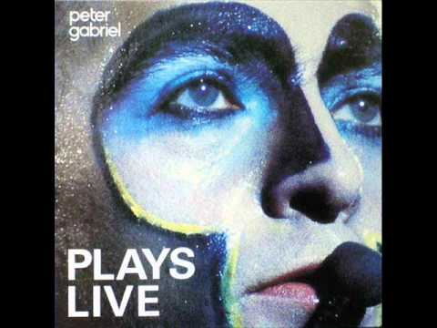 Peter Gabriel - The Rhythm Of The Heat (Live)