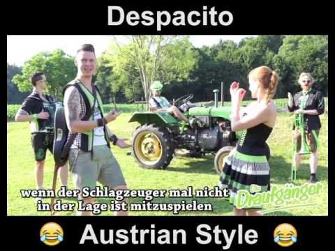 Despacito Version Austria