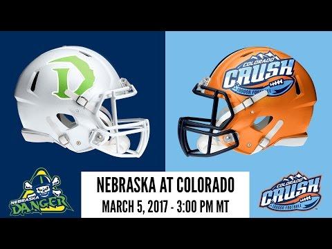 Nebraska Danger at Colorado Crush