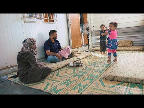 The story of Reem, a Syrian refugee in Jordan