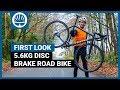 5.6kg Custom Disc Road Bike   Festka Scalatore   £12k+ of Exotic Tech