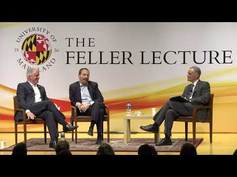 The Feller Lecture 2018