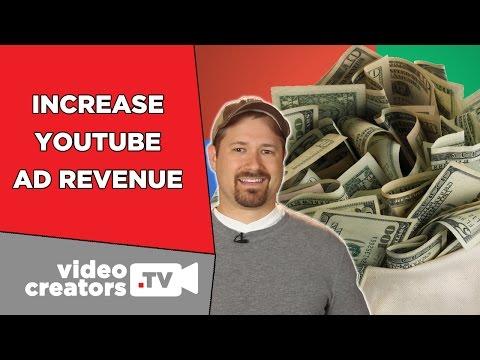 How To Increase your Adsense Earnings on YouTube