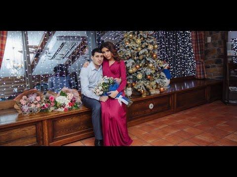 Армянская Помолвка Armenian Engagement Андраника и Анны г.Красноярск #Ash888881