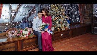 Армянская Помолвка Armenian engagement Андраника и Анны г.Красноярск