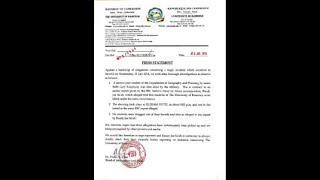 Breaking News! Bamenda University Confirms student killed by Military