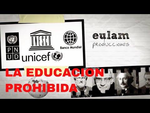 """Película Documental """"La educación Prohibida"""" - intro"""