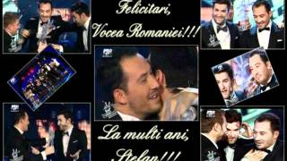 Baixar The VOICE of ROMANIA : Stefan Stan singing with Andra : Vivo per lei [FULL HD]