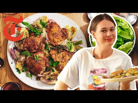 Alison Roman's One-Pan Chicken With Artichokes | NYT Cooking ...