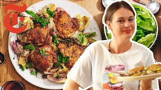 Alison Roman's One-Pan Chicken With Artichokes | NYT Cooking