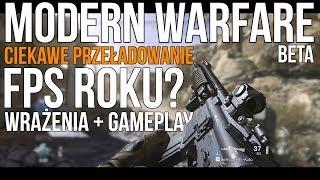 Co oferuje BETA gry Call of Duty: Modern Warfare? | Kiedy 64-100 graczy? | Moje wrażenia