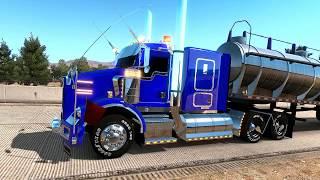 Disponible Kenworth T800 American Truck Simulator v 1.34|YanRed
