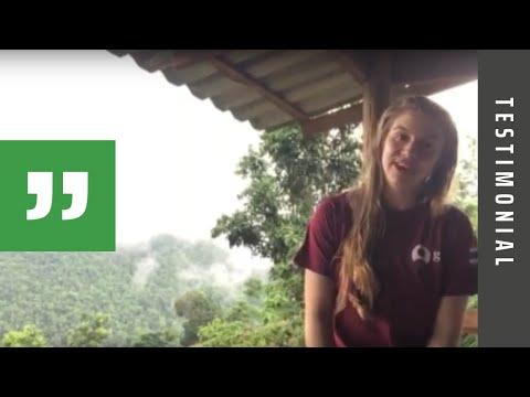 GVI Staff Volunteer Testimonials - Daniela - Base Manager Chiang Mai, Thailand