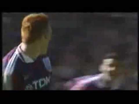 David Hopkin 1997 play off final at Wembley Stadium - Crystal Palace v Sheffield United