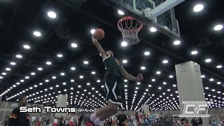 Seth Towns Catches FIRE: Day 2 AAU Nationals Highlights