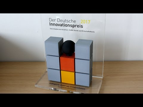 German Innovation Prize 2017 (with English subtitles)
