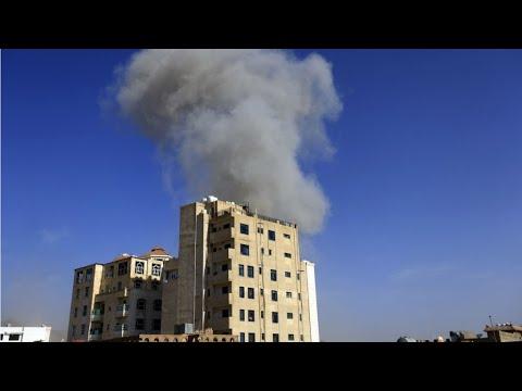 التحالف العسكري بقيادة السعودية يعلن شن سلسلة غارات ضد أهداف تابعة للحوثيين في صنعاء  - نشر قبل 2 ساعة