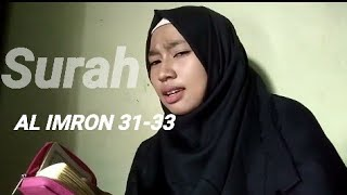 Download Video Murottal surah Al Imron 31-33 (Fira asira) MP3 3GP MP4