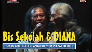 #KOES PLUS Konser BIS SEKOLAH & DIANA Purwokerto 2011