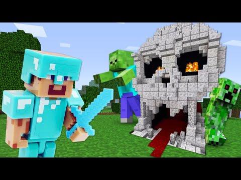 Видео обзор – Майнкарфт прохождение и строительство с Нубом! – Лучшие игры для мальчиков