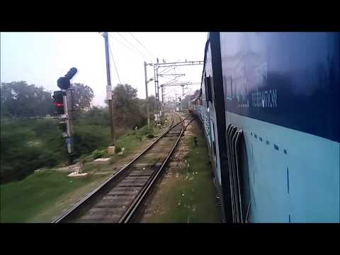 Journey Compilation : Bhopal - Hazrat Nizamudin in Bhopal Express